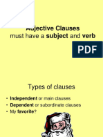 Adjective Clauses1