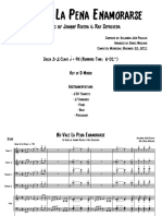 No Vale La Pena - Score(Full Permission)