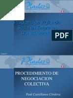 23552569 Procedimiento de Negociacion Colectiva