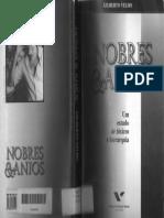 VELHO, Gilberto. Nobres e anjos [livro completo].pdf