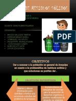 Gestión de Residuos Sólidos1