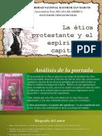 La Etica Protestante - Weber