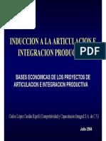 Dia 4-6 Aspectos Economicos Articulacion Productiva