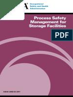 OSHA – Occupational Safety and Health