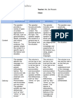 preview a rubric  1