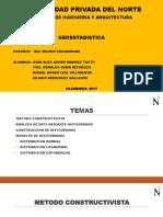 CAPITULO 1 GEOESTADISTICA