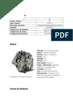 Zinc Geologia