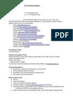 DIGC101 Info Sheet