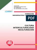 Cultura, Interculturalidad e inculturación