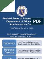 Administrative Proceedings - Mikko Perez