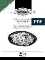 Freidora Assento 1 2 Lt 1p Inox