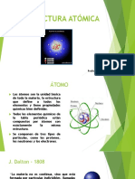 Clase 3 Estructura Atómica-Introducción