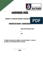 Informe Suelos 8 - PROCTOR
