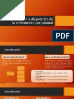 Clasificación y Diagnóstico de La Enfermedad Periodontal
