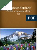 Evaluacion Solemne Artes Visuales