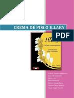 Crema de Pisco Illary