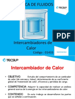 Unidad 12 - Intercambiadores de Calor 2015-II
