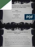 Historia de Detroit Diesel