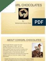 Cowgirl Chocolates