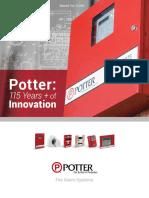 PotterFire Catalog