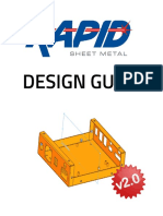 Rapid Sheet Metal Design Guide