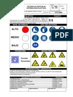 IT-SDE-AE-035 Operación de Fusibles de Repetición (Excluir o Incluir Sistema de Repetición)