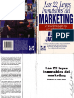 Las 22 Leyes Inmutables del Marketing - Al Ries y Jack Trout.pdf