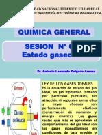 SESION N° 06 ESTADO GASEOSO