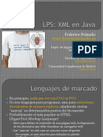 Introduccion a XML