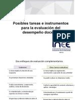Posibles Instrumentos para la Evaluación del Desempeño docente.pptx