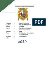 Informe Final1 Modulacion y Demodulacion Am