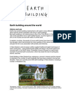Earth Building Around The World