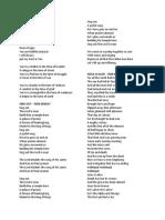 Canciones ingles.docx