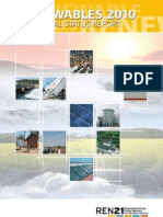 Renewable Energy 2010 Global Status Report