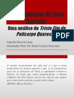O Anarquismo de Lima Barreto