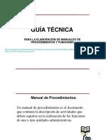 Manuales de Procedimientos 161103040829