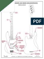Fender American Standard Jazz Bass [2012](019-370A_SISD)