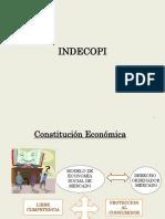 Derecho Comercial i (2017-1) Tema 14 Indecopi