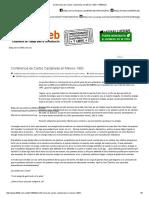 Conferencia de Carlos Castaneda en México 1993 – 8300web