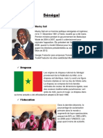 Sénégal. Esmerlyn y Kika