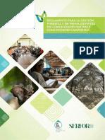 Reglamento Para La Gestion Forestal y de Fauna Silvestre en Comunidades Nativas y Campesinas