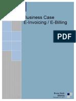 e Invoicing Businesscase