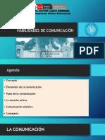 3ra Exposición - Habilidades Para La Comunicación-Agente Comunitario