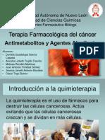 antimetabolitos y agentes alquilantes.ppt