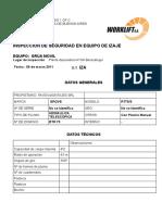 Informe 1535 - Serie FB3295 modelo grua.doc