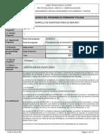Diseño y Desarrollo de Investigaciones de Mercado.