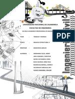 Tarea de Analisis Estructural II