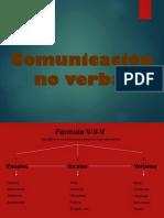 La comunicacion tercera clase la comunicacion no verbal.ppt