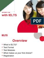 Success Start With IELTS