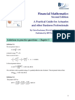 FM Textbook Solutions Chapter 5 Second Edition